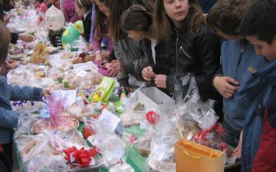 Новогодишен продажен базар